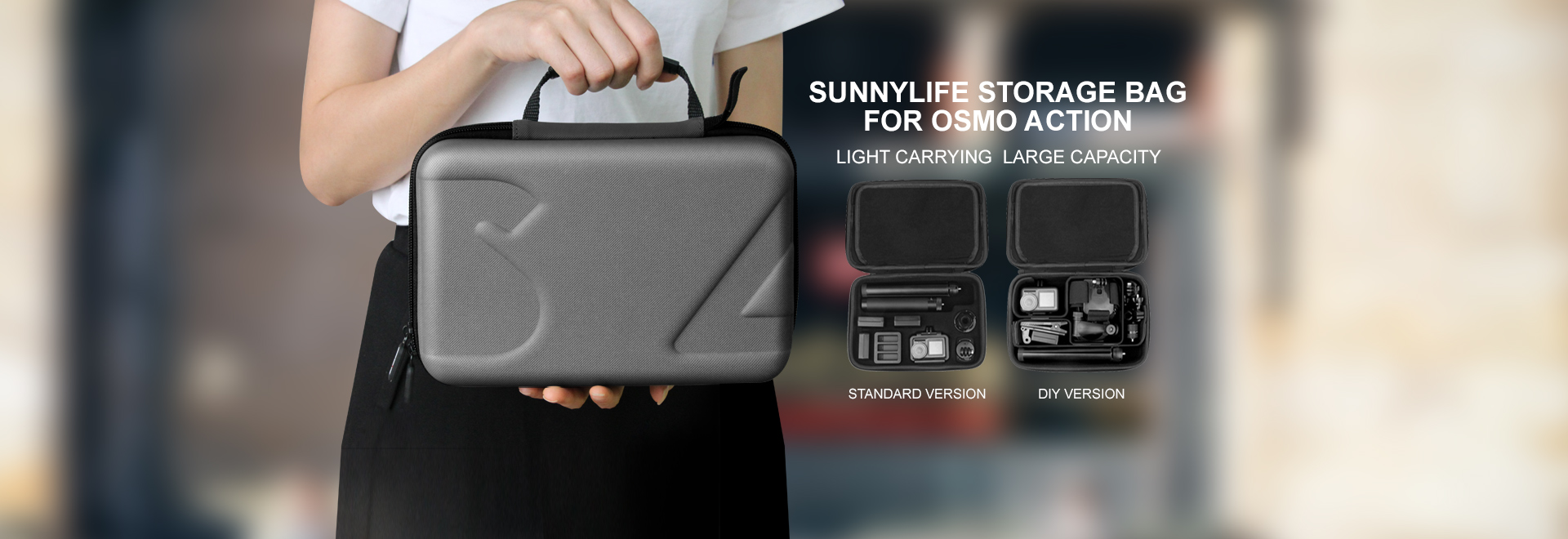 Sunnylife Storage Bag for OSMO ACTION