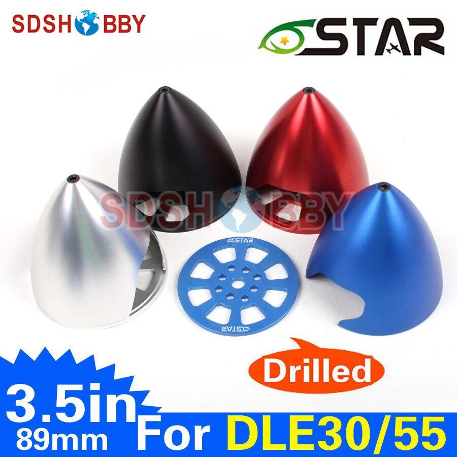 DLE40 DLE55 DLE60 DLE50 1PC SP0040-N CNC 3D aluminum fairing for DLE30