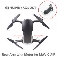 Genuine Product 1pc Replacement Rear Motor Arm Back Drone Arm with Motor Repair Part for DJI MAVIC AIR