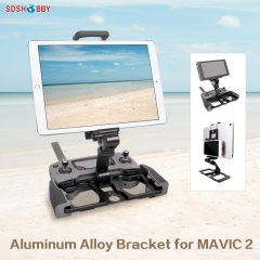 Sunnylife Remote Controller Phone Tablet Clip Holder for DJI MAVIC 2 PRO/ ZOOM/ MAVIC PRO/ AIR/ SPARK Drone CrystalSky Monitor