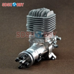 DLA32 CNC Processed Gasoline Engine/Petrol Engine 32CC for Gas Airplanes with Single Cylinder