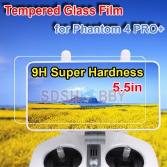 Sunnylife 5.5in Tempered Glass Film HD Screen Protective Film for DJI Phantom 4 PRO+ V2.0 Remote Controller Displayer