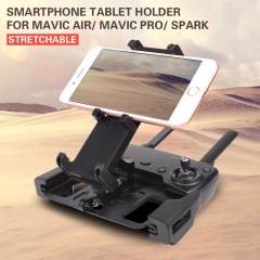 Sunnylife Remote Controller Smartphone Tablet Holder Metal Bracket Scalable Support for DJI MAVIC MINI/ AIR/ MAVIC 2 PRO/ SPARK
