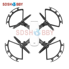 Sunnylife Propeller Guards Spring Shock Absorbption Propeller Shielding Rings Protector Shock Absorbing Bumper for DJI SPARK