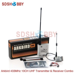 Arkbird 433MHz 10CH LRS UHF Module Transmitter Receiver for Fixed-wing
