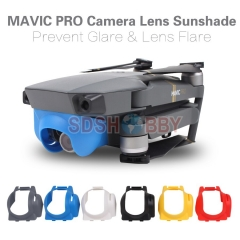 Sunnylife MAVIC PRO Camera Lens Sun Hood Sunshade Anti-Glare Camera Gimbal Protector for DJI Mavic Pro Drone