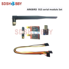 Arkbird Ground Control Station 915 Serial Module 100mW RC Aircraft Data Transmission Module