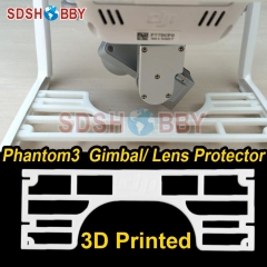 3D Printed Phantom 3 Drone Camera Protector Gimbal Guard Protective Board with High Quality for DJI Phantom 3