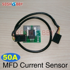 MyFlyDream MFD 50A Current Sensor for MFD AutoPilot or TeleFlyPro/ TeleFlyOSD
