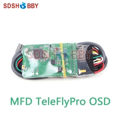 MyFlyDream MFD TeleFlyPro Tracking Module TeleFlyOSD OSD Works with AAT Driver V5 for MFD AAT System