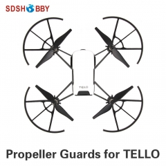 4pcs/set Propeller Guards Protectors Shielding Rings for DJI TELLO EDU Drone