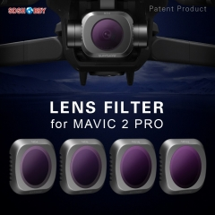 Sunnylife Camera Lens Filter MCUV CPL ND4 ND8 ND16 ND32 Filter for DJI MAVIC 2 PRO Drone