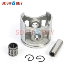 PISTON ASSEMBLY (EME55/DLE55)