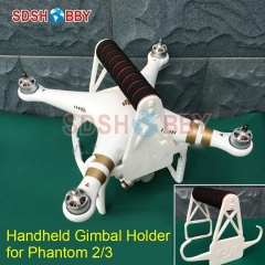 3D Printed Quick Release Handheld Gimbal Holder Stabilizer Portable Stable Gimbal Bracket for DJI Phantom 2/3
