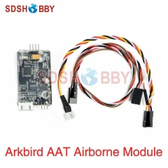 Arkbird AAT Airborne Module Extend Range Compatible with 1.2G 5.8G Ground System