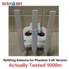 Phantom 3 Refitting Antenna DIY Omni-directional Antenna Extended Range for DJI Phantom3 4K Version