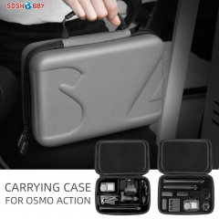 Sunnylife Portable Protective Storage Bag Carrying Case for DJI OSMO ACTION Sport Camera
