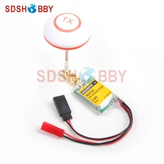 5.8G 600mw FPV Transmitter/ Mini 32CH MINI600 with Digital Display for DJI Phantom 2/ QAV250 Quadcopter Multi-rotor Multicopter