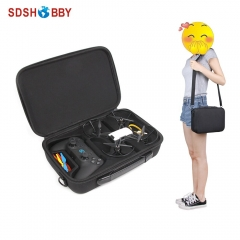 Storage Shoulder Bag Protective Handbag Portable Carrying Case for Tello EDU Drone & Gamesir Remote Controller