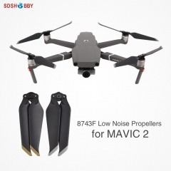 8743 Low Noise Props 8743F Propellers for DJI MAVIC 2 PRO ZOOM Drone