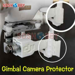 3D Printed Gimbal Camera Protector Clamp Landing Stabilizer Lens Cover Cap for DJI Phantom 3