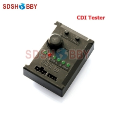 Rcexl CDI Tester Electronic Ignition Igniter Tester for Gas Engine