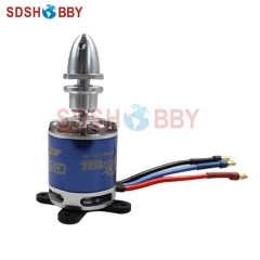 Exiron Tomcat TC-G-5030-KV420 8T Brushless Outrunner Motor for RC 60 Class Airplane Parts