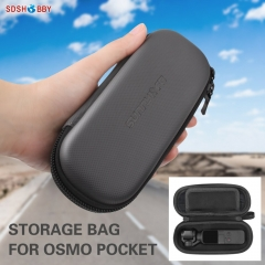 Sunnylife Mini Portable Clutch Bag Protective Storage Bag Carrying Case for DJI OSMO POCKET Gimbal Camera Transport Bag