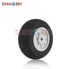 RC Airplane Sponge Wheel D35 x H11 x 2mm
