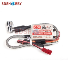 Rcexl Single Ignition for CM6-10mm 90 Degree(A-02 6V~12V 622a) for Germany 3W Engine