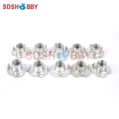 10pcs*M10 Blind Nuts/ Tee Nuts/ T Nuts for RC Airplane