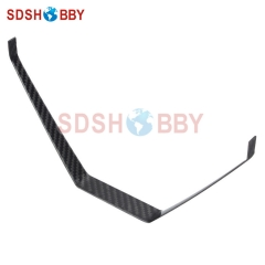 Carbon Fiber Landing Gear For EXTRA260 50CC Gasoline Airplane Style 2