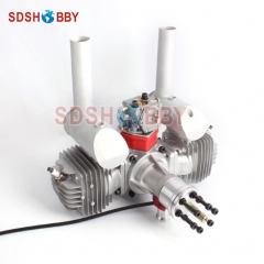 EME 120CC Gasoline Engine/ Petrol Engine for RC Model Gasoline Airplane