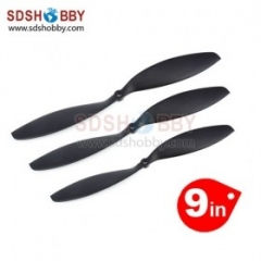 EMP Slow Propeller/ Electric Propeller 9*6SF/ 9*4.7SF/ 9*3.8SF
