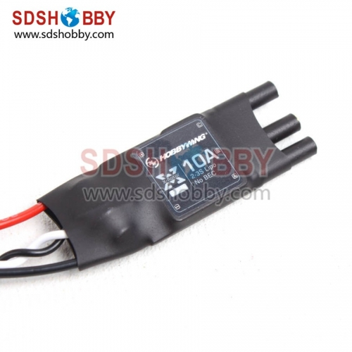 Hobbywing XRotor 10A Brushless ESC for Multicopter/Multi-Rotor-Asia & Pacific Area Version