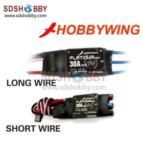 Hobbywing Platinum Series ESC 30A-Pro for RC Multicopter