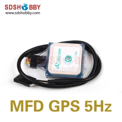 MyFlyDream MFD 5Hz UBlox GPS Module For MFD AutoPilot/ TeleFlyPro/ V5 AAT Driver