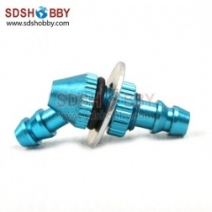 120° Nitro And Gasoline Fuel Filter For RC Model ¢3.85mm/¢3.85mm