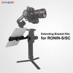 Sunnylife Expansion Module Adapter Smartphone Tablet Holder Bracket Kits for RS 2/RSC 2/Ronin-S/SC Gimbal Stabilizers Crystalsky