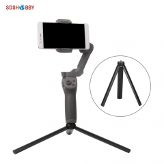 Handheld Gimbal Mini Aluminum Alloy Tripod Stand Stabilizer for DJI OSMO POCKET/ACTION/Mobile 2 3