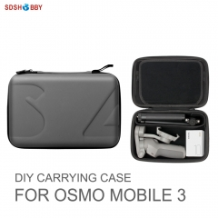 Sunnylife Portable Protective Storage Bag DIY Carrying Case for DJI OSMO MOBILE 3 Handheld Gimbal Stabilizers