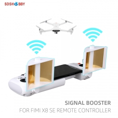 Sunnylife Antenna Range Extender Signal Booster Enhancer for FIMI X8 SE Remote Controller