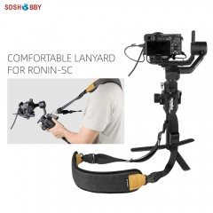 Sunnylife Shoulder Strap Lanyard Hand-Release Belt Stabilizer Accessories for RONIN-SC