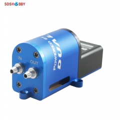 Brushless Smoke Pump Gasoline Pump Smoking Pump with Adjustable Flow for RC Airplane