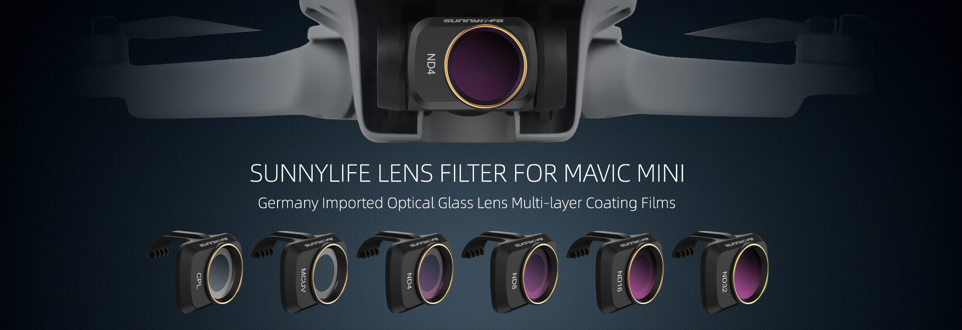 Lens Filter for Mavic Mini