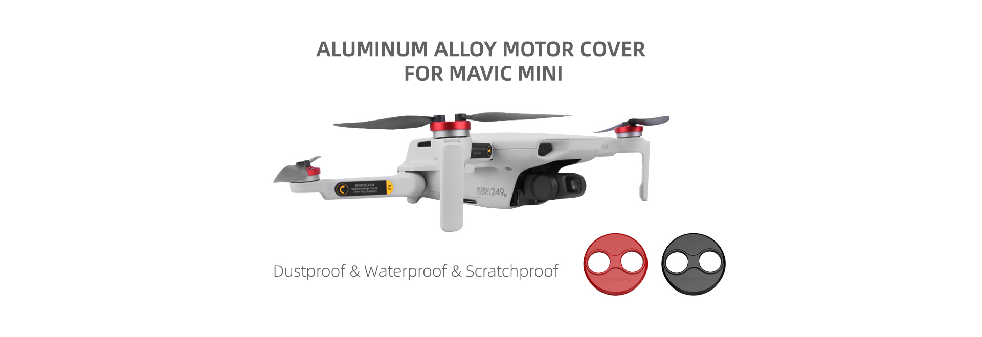 Motor Covers for Mavic Mini