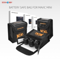 Sunnylife Explosion-proof Battery Protective Storage Bag Safe Bag for Mavic Mini