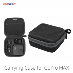 Sunnylife Protective Storage Bag Carrying Case for GoPro MAX Camera Accessories