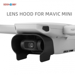 Sunnylife Camera Lens Hood Sunshade Anti-glare Lens Cover Gimbal Protective Cover for Mini 2/Mavic Mini
