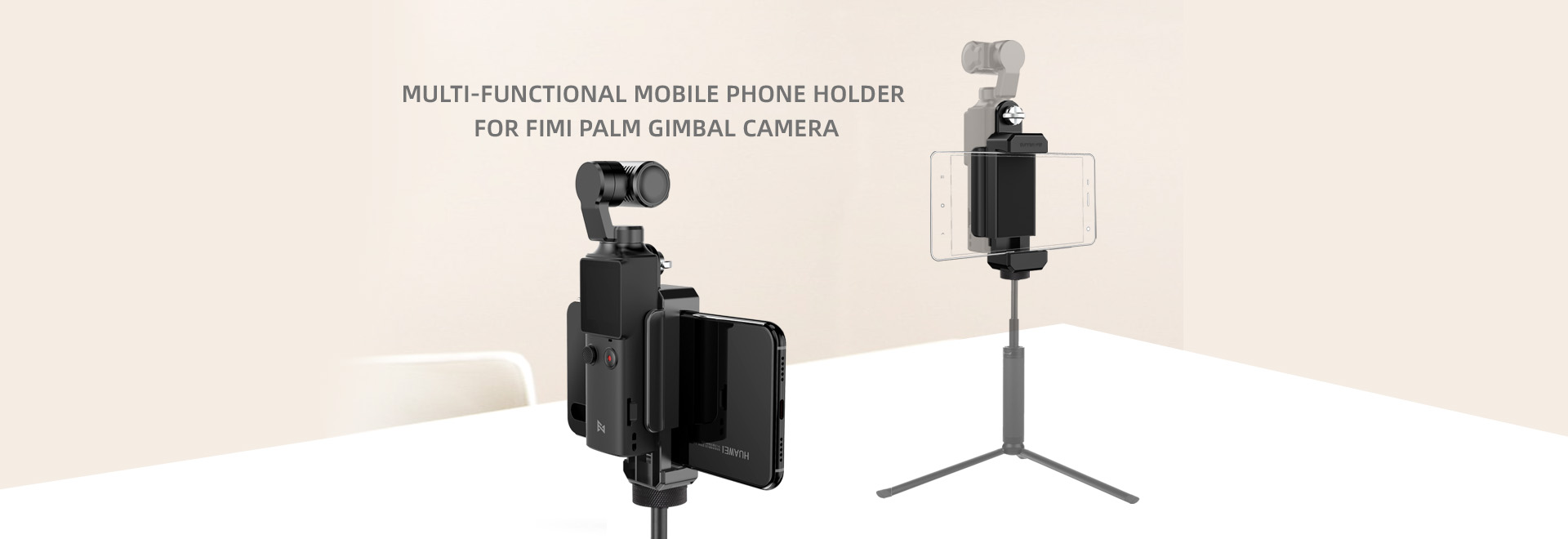 Mobile Phone Holder for FIMI PALM